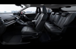 Mitsubishi Eclipse Cross, interior