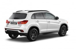Mitsubishi ASX Black Edition Rear