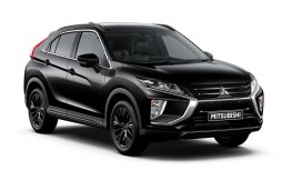 Mitsubishi Eclipse Cross Black Edition Front