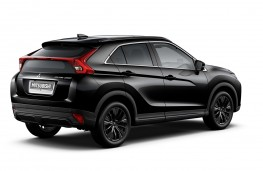 Mitsubishi Eclipse Cross Black Edition Rear