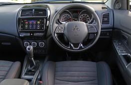 Mitsubishi ASX Juro fascia