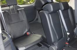 Mitsubishi Outlander, third row seats