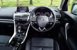 Mitsubishi Eclipse Cross, 2020, interior