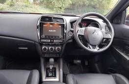 Mitsubishi ASX 2.0 Exceed 4WD, cabin