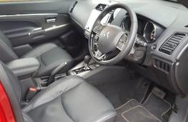 Mitsubishi ASX 2.0 Exceed 4WD, interior