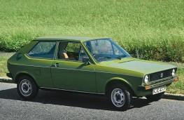 Volkswagen Polo Mk 1, 1975-1982, side