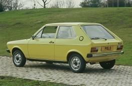 Volkswagen Polo Mk 1, 1975-1982, rear
