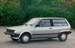 Volkswagen Polo Mk 2, 1982-1994