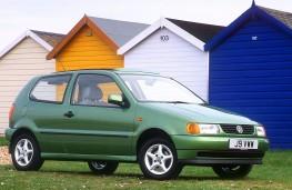 Volkswagen Polo Mk 3, 1995-2000