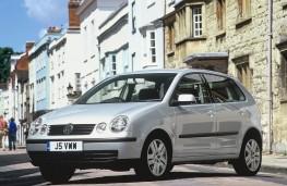 Volkswagen Polo Mk 4, 2000
