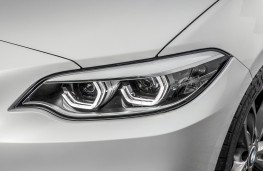 BMW M240i, 2017, LED headlights