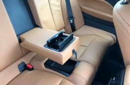BMW M240i, 2017, rear armrest