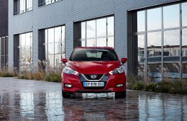 Nissan Micra 1.0, 2017, nose