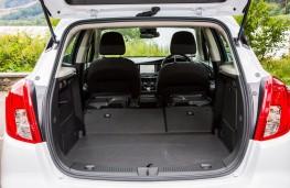 Vauxhall Mokka X, 2016, boot