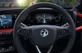 Vauxhall Mokka, 2021, dashboard