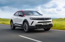 Vauxhall Mokka, 2020, front