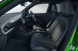 Vauxhall Mokka X, interior