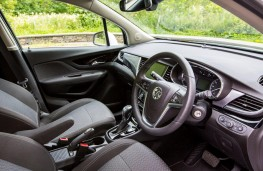 Vauxhall Mokka X, 2016, interior