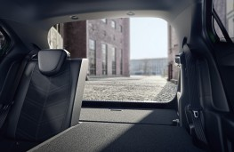 Vauxhall Mokka-e, 2020, luggage space
