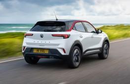 Vauxhall Mokka, 2020, rear