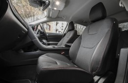 Ford Mondeo ST-Line, front seats