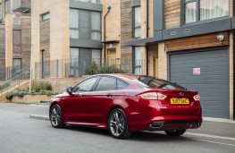Ford Mondeo ST-Line, rear static