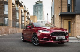 Ford Mondeo ST-Line, front static 2