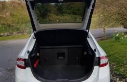 Ford Mondeo 1.5 EcoBoost Titanium, boot