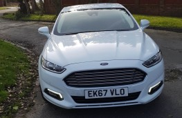Ford Mondeo 1.5 EcoBoost Titanium, front