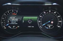 Ford Mondeo hatchback, instrument panel