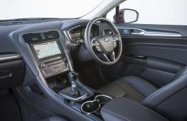 Ford Mondeo hatchback, interior