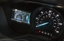Ford Mondeo hybrid, instruments