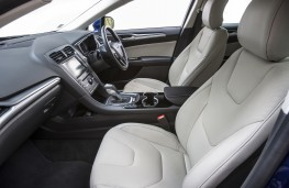 Ford Mondeo Estate, interior