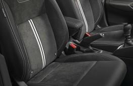 Nissan Micra N-Sport, interior, seats