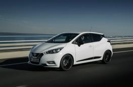 Nissan Micra N-Sport, profile, dynamic