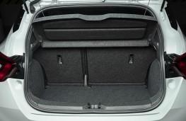 Nissan Micra N-Sport, boot