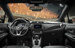 Nissan Micra N-Sport, interior