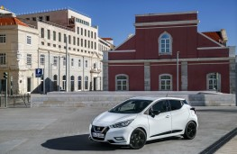 Nissan Micra N-Sport, front, static