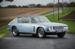 Jensen Interceptor, once owned by Eric Morecambe