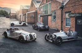 Morgan 110 Anniversary editions