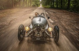 Morgan 3 Wheeler 110 Anniversary edition