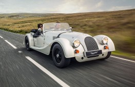 Morgan Roadster 110 Anniversary edition action