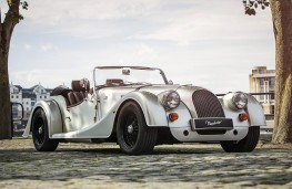 Morgan Roadster 110 Anniversary edition static