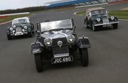 Morgan 4/4, Silverstone Classic