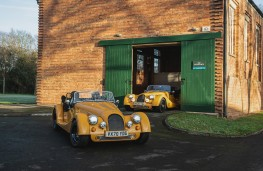Morgan Experience Bicester, 2020