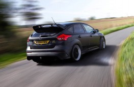 Ford Focus RS Mountune, rear