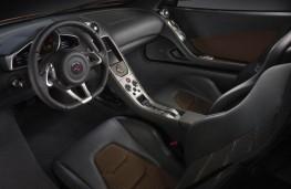 McLaren MP4 12C, interior