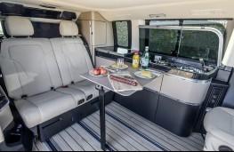 Mercedes-Benz V-Class Marco Polo, 2017, cabin