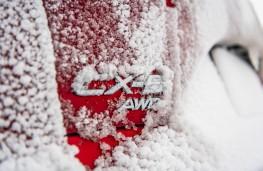 Mazda CX-5, Siberia, 2018, badge
