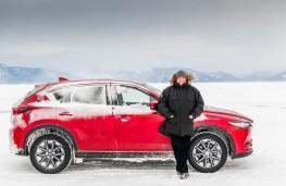 Mazda CX-5, Siberia, 2018, John Murdoch